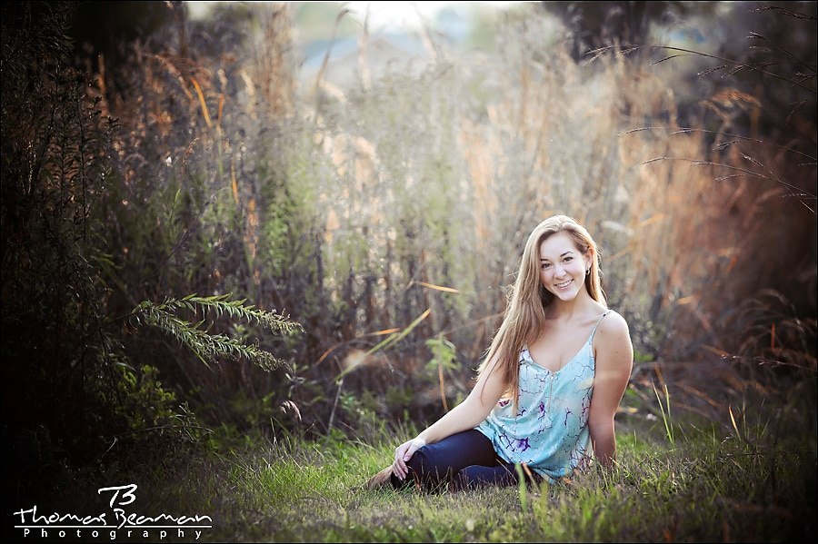 Camp Hill High School Senior Photos | Cara