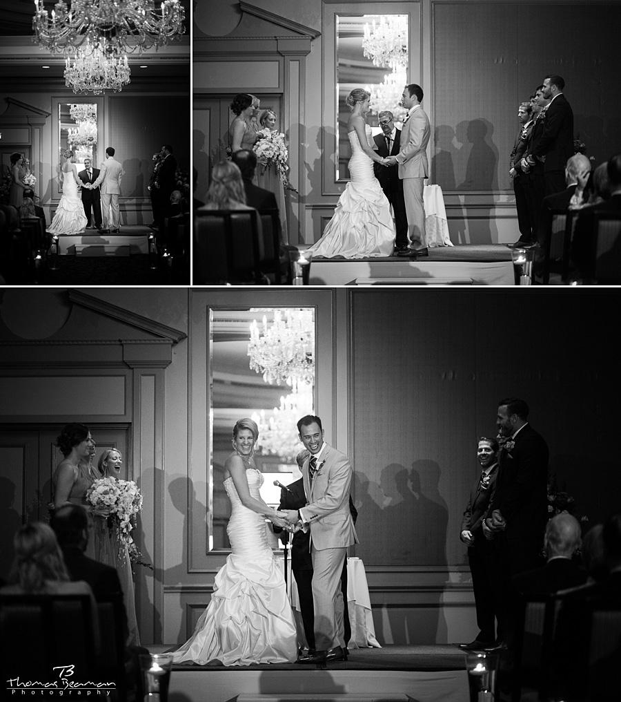 Westin Philadelphia Wedding Ceremony Photo 4