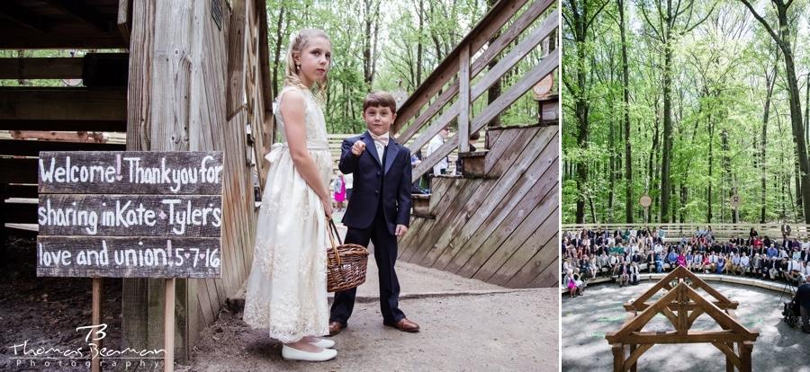 Camp Puh Tok Wedding Ceremony Photo 3
