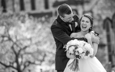 Samantha and Michael Married in Harrisburg