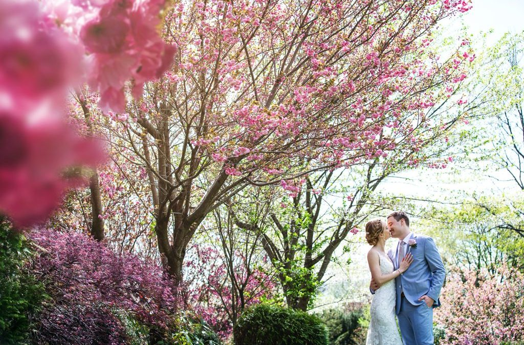 Gorgeous Spring Wedding at Linwood Estate | Celeste & Rob